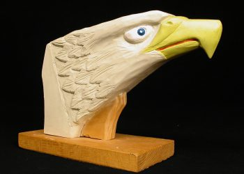 Louis N. Carreras, Woodcarver