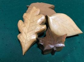 Leaf boxes